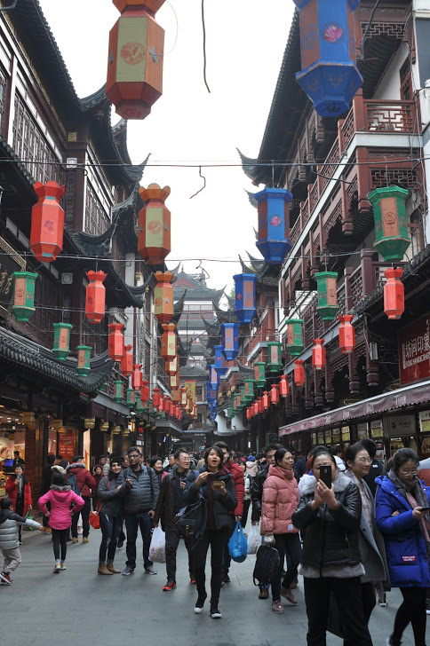 lanternes chine