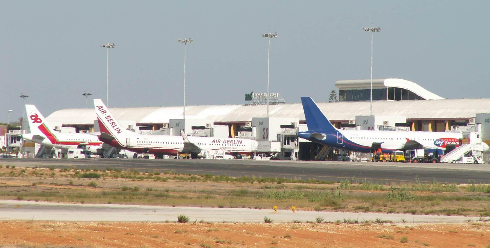 aéroport albufeira Faro